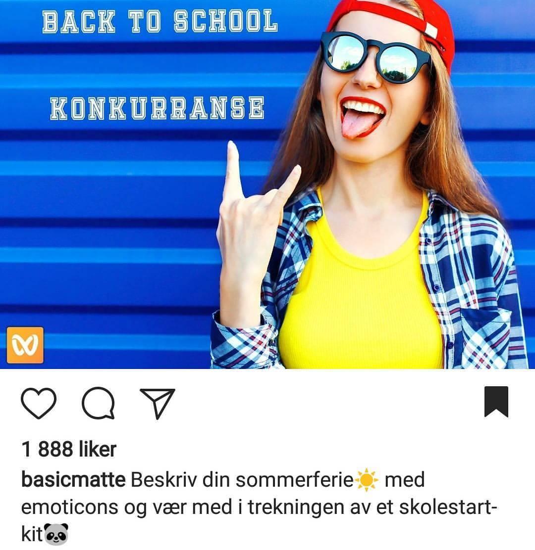 Instagram-annonsering