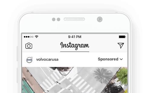Annonsering på instagram